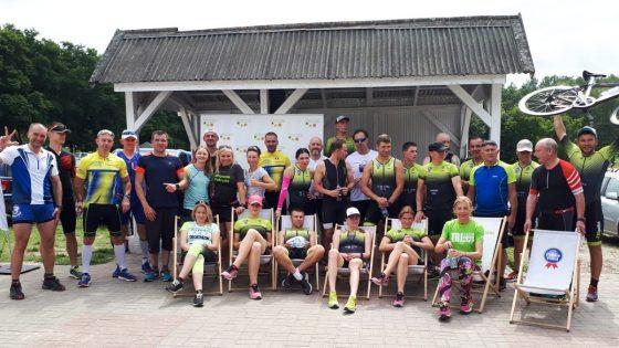 Koleżeński Trening Triathlonowy2017_5